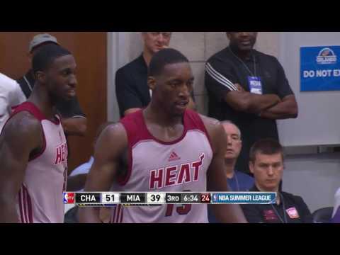 Charlotte Hornets vs Miami Heat
