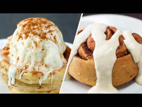 Sweet & Delicious Cinnamon Roll Recipes ? Tasty Recipes