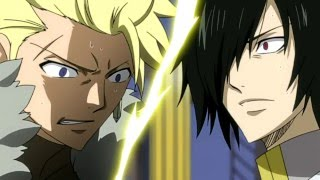 Natsu vs Sabertooth | Full Fight | Fairy Tail Episode 166 | 1080p HD
