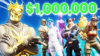 McCreamy's $1,000,000 Fortnite Account!