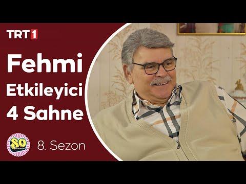 Fehmi Baba Ölümden Bahsediyor - Seksenler 8. Sezon Etkileyici 4 Sahne
