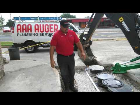 Grease Trap on Test