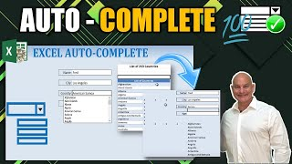 Learn How to Master Excel Autocomplete and Auto Fill With This Trick