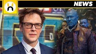 James Gunn FIRED By Marvel Studios After Offensive Tweet Scandal