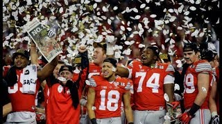 The Last Play Of Every NCAA Football National Championship