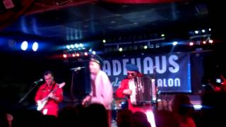 Cosmonautix - Evo Banke live @ Badehaus Berlin