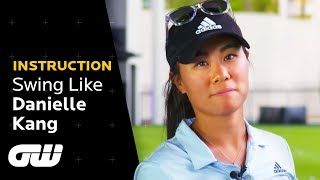 Danielle Kang: Driving Tips at Topgolf Las Vegas! | Instruction | Golfing World