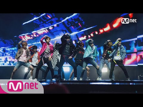 [KCON NY] UP10TION - INTRO+Runner ㅣ KCON 2017 NY x M COUNTDOWN 170706 EP.531