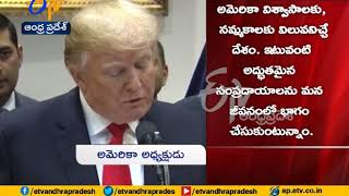 Indians are best negotiators: Trump's Diwali at White Hous..
