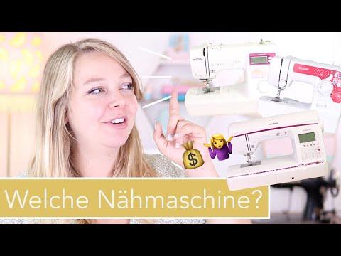 Was kann welche Nähmaschine für welchen Preis? | Nastjas Nähtipps
