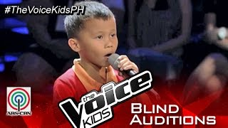 "The Voice Kids Philippines 2015 Blind Audition: ""Sa Mata Makikita"" by Jeomar"