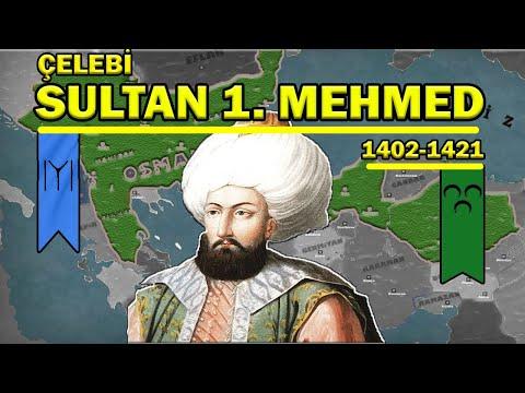 Çelebi Mehmed Dönemi Belgeseli (TEK PARÇA) || Osmanlı'nın Yeniden Kuruluşu