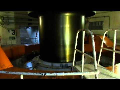 Turbina da Hidroelétrica de Itaipu
