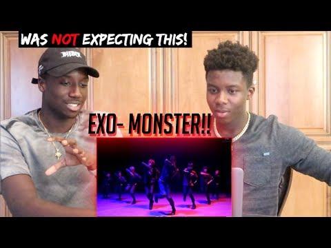 EXO 'Monster' MV (REACTION) | FO Squad