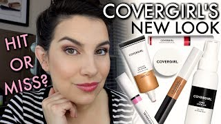 HITS & MISSES... CoverGirl's Brand Makeover | Full Face Look