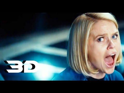 Star Trek Into Darkness - Official Trailer In 3D (2013)
