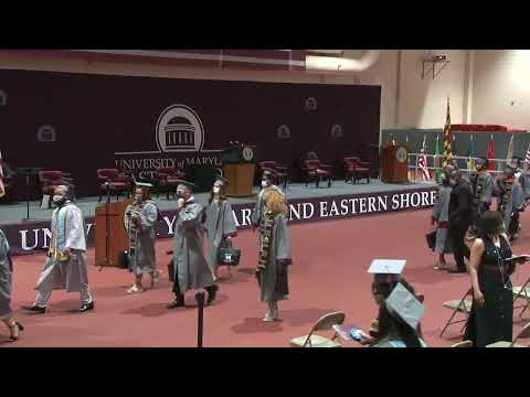 UMES - 2021 Spring Commencement