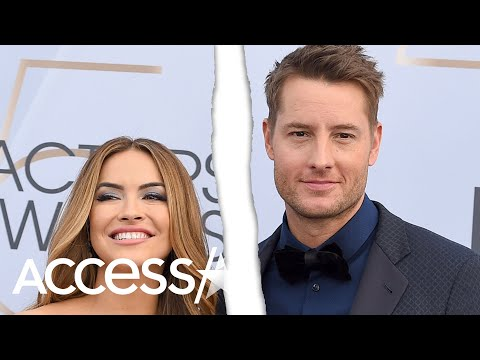 Justin Hartley Files For Divorce From Chrishell Stause After 2 Years Of Marriage