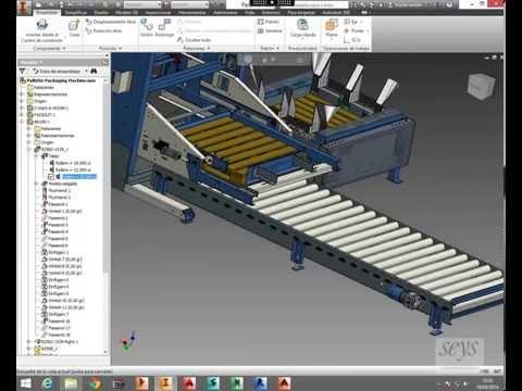 Sesión de trabajo remota con Autodesk Inventor 2014