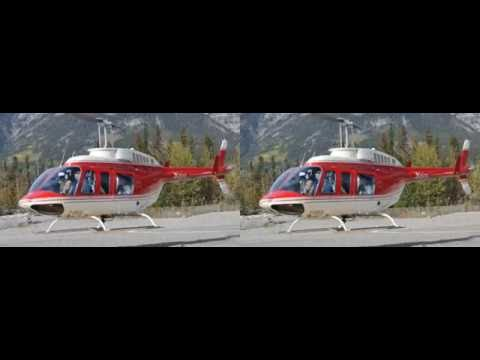 Alpine Helicopters, 3D Photography for VR Headset, 1080p, SBS by romanklein4K3D