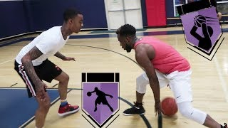 REMATCH OF THE YEAR! CAN FLIGHT SCORE? CashNasty Vs FlightReacts Basketball