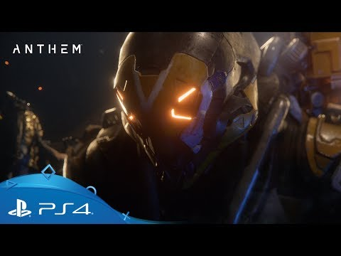 Anthem | Official Teaser Trailer | PS4
