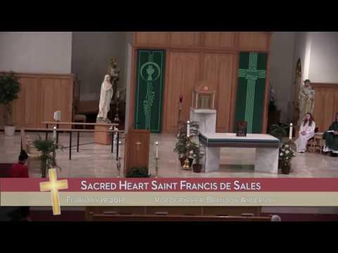 2/19/17 - Sacred Heart Saint Francis de Sales