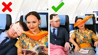 Essential Travel Hacks That Will Save You a Ton Of Money || 5-Minute Tips For Travelers!