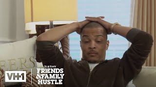 T.I. Gets A Disturbing Text From Tiny's Mother 'Sneak Peek'  | T.I. & Tiny: The Family Hustle