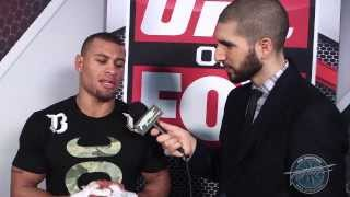 UFC on FOX 9: Abel Trujillo 'Conquered Demon' in Rematch with Bowling