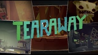 Tearaway :  bande-annonce