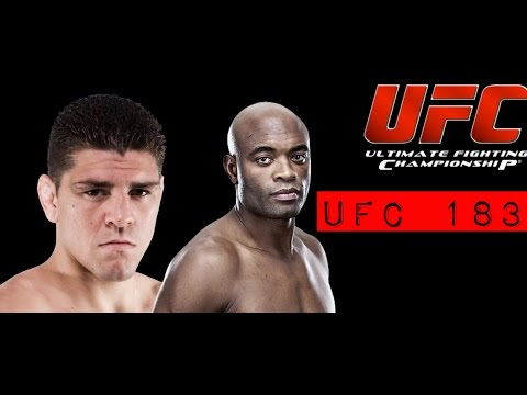 Baixar Anderson Silva vs. Nick Diaz UFC 183 On January 31 2015