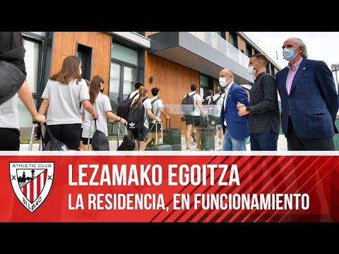 The new Lezama residence, a dream come true