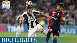 Juventus - Genoa - 4-0 - Highlights - Giornata 33 - Serie A TIM 2016/17
