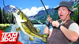 Fishing Face-Off! | Losers Swim to Shore!! 🎣