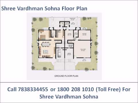 Shree Vardhman Sector 2 Sohna @7838334455 Shree Vardhman Sohna