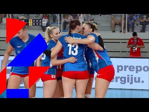 #EuroLeagueW | Golden League Final highlights: Czech Republic - Croatia
