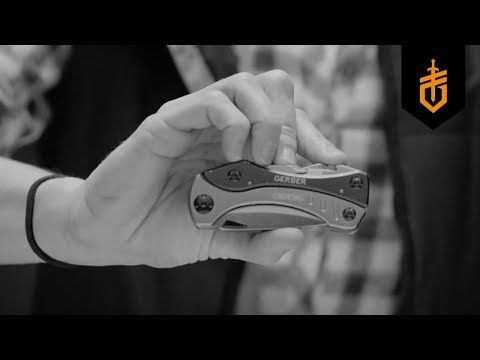 Gerber Crucial Multi Tool (Blue) - LIMITED STOCK