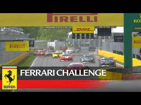 Ferrari Challenge North America Montreal - Race 1