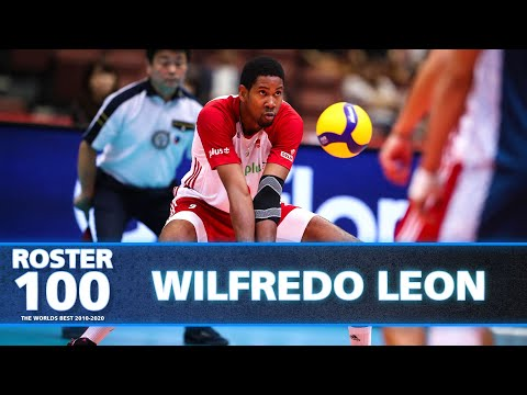 Best of Wilfredo Leon - Monster of the Vertical Jumps! | #ROSTER100 | HD