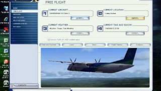 AIR FS2004 TÉLÉCHARGER TASSILI AVION