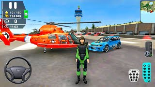 HFPS Coast Guard Helicopter Flight #3 - Boat, Airplane & Boat Drive - Android Gameplay