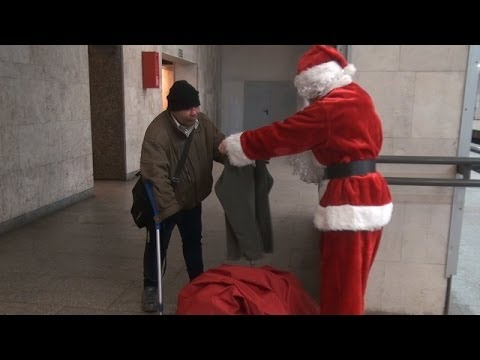 Homeless Christmas [sent 180 times]