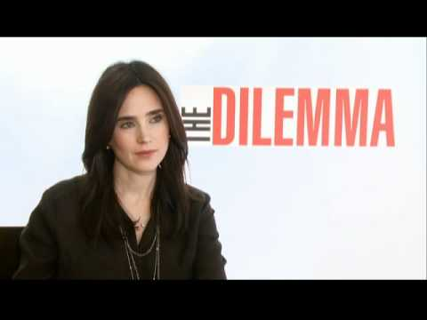 Interview with Jennifer Connelly for The Dilemma - YouTube