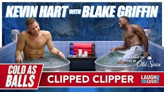 Kevin Hart on Blake Griffin Not Playing for OKC | Cold as Balls | Laugh Out Loud Network