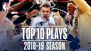 Trae Young's Top 10 Plays of the 2018-19 Regular Season