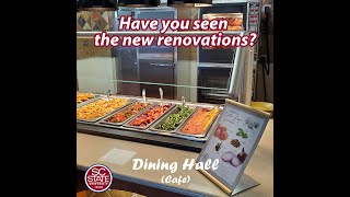 """SC State Renovates """"The Dining Hall"""""""