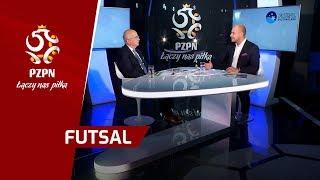 Łączy Nas Futsal. Prof. Marek Sitarz.