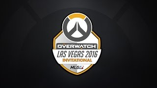 MLG Vegas - Overwatch North American Invitational Day 1