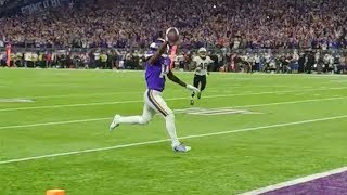 Minneapolis Miracle Sideline Cam